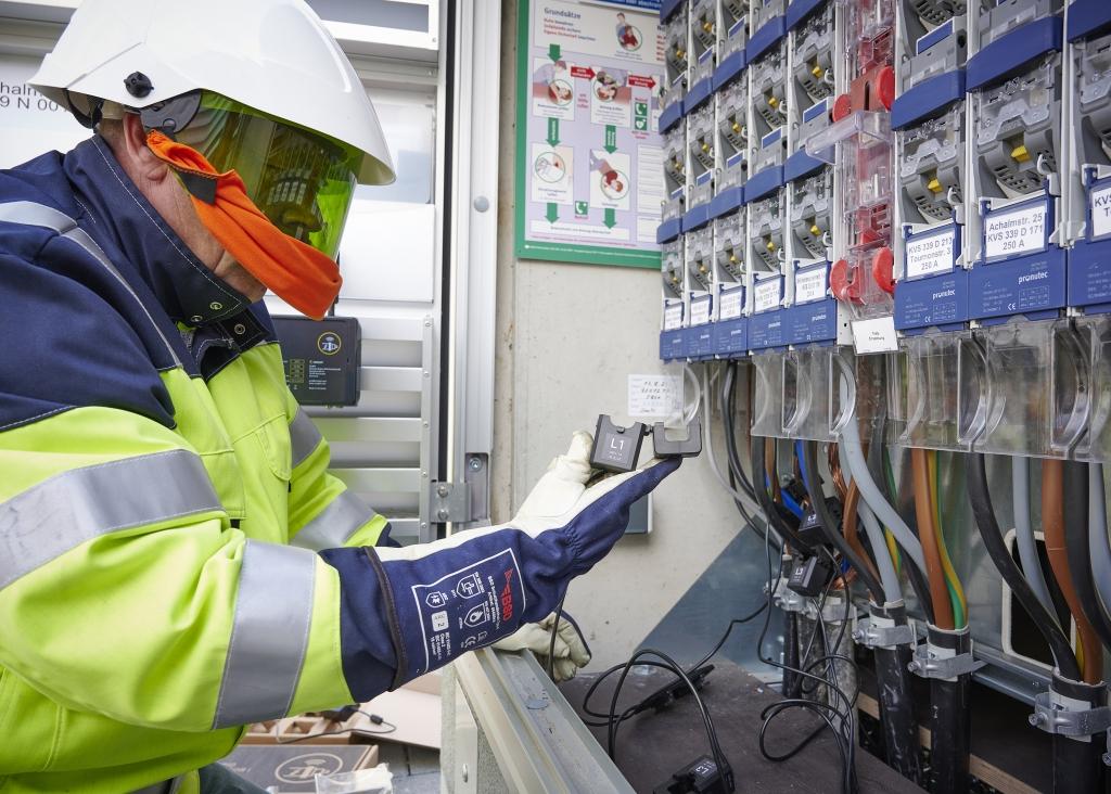 SWF Fellbach; Stadtwerke Fellbach; Verteilerkasten; Stromnetzmanagement; SMIGHT